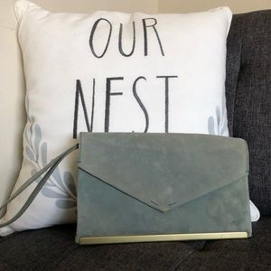 Madewell Envelope Clutch